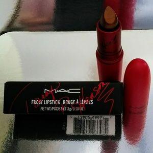 Taraji P Henson Viva Glam lipstick